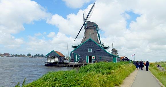 לאן אפשר לטוס - הולנד