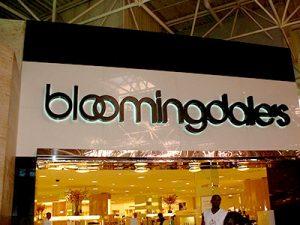 שופינג בניו יורק - Bloomingdale's