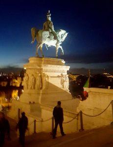 חופשה ברומא - רומא בלילה
