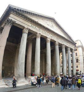 חופשה ברומא - הפנתיאון