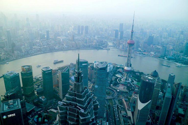 מסע כשר לסין - פודונג שנחאי