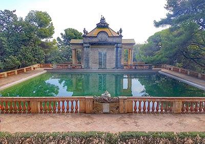 ברצלונה - פארק המבוך