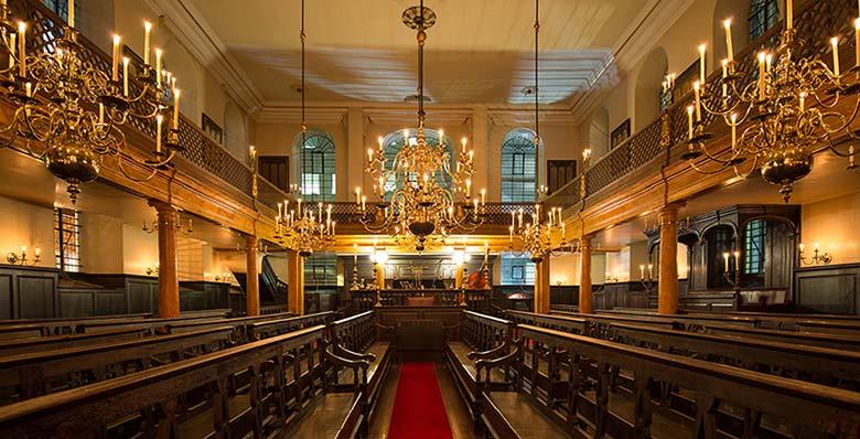 בית הכנסת בוויס מארקס, לונדון