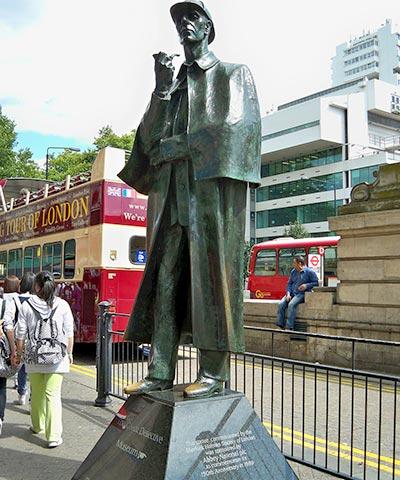לונדון למתקדמים - מוזיאון שרלוק הולמס