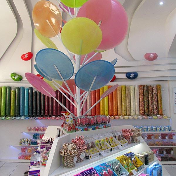 שלושה ימים בבודפשט - חנות הממתקים SUGAR