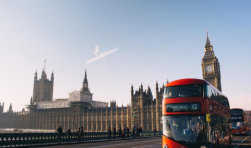 לאן אפשר לטוס - לונדון