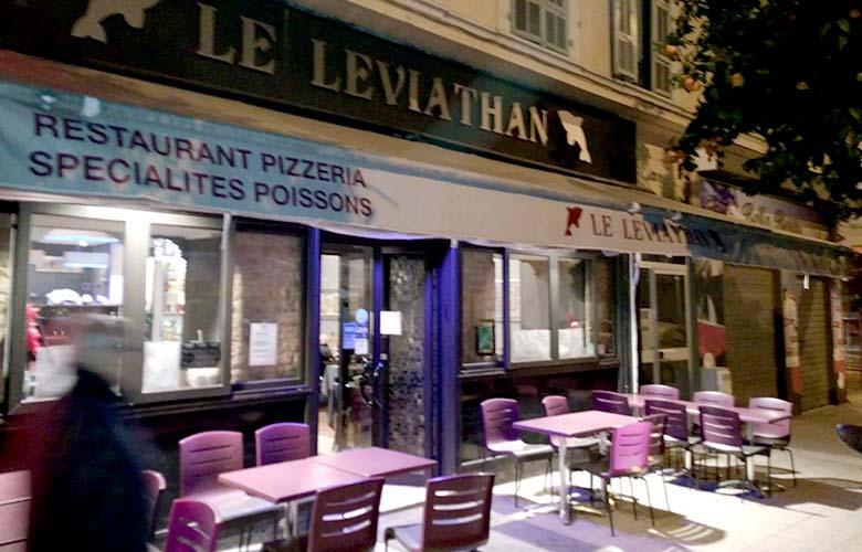 מסעדת LEVIATHAN הכשרה בניס