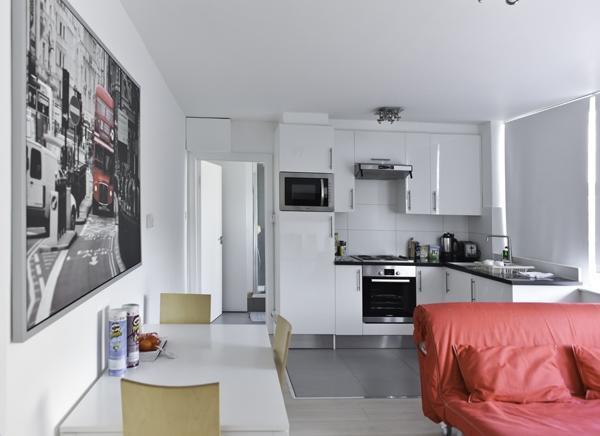 דירה במרכז לונדון
