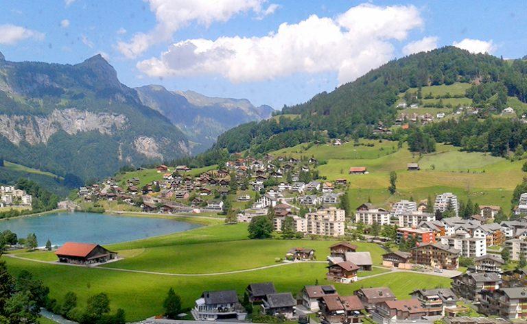 לאן אפשר לטוס - שוויץ