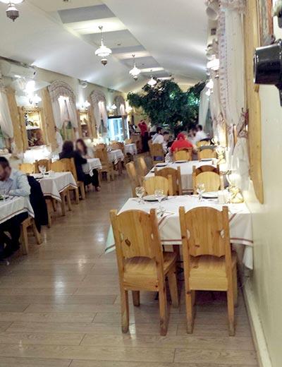 מונדיאל 2018 - המסעדה במרינה רושצ'ה