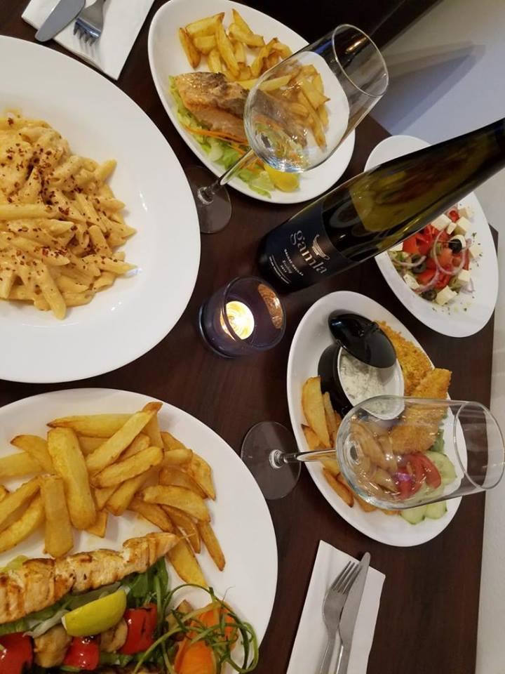 מסעדות כשרות בפראג - מסעדת U Milo