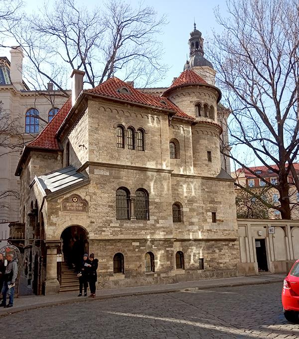 בית הטהרה העתיק בפראג