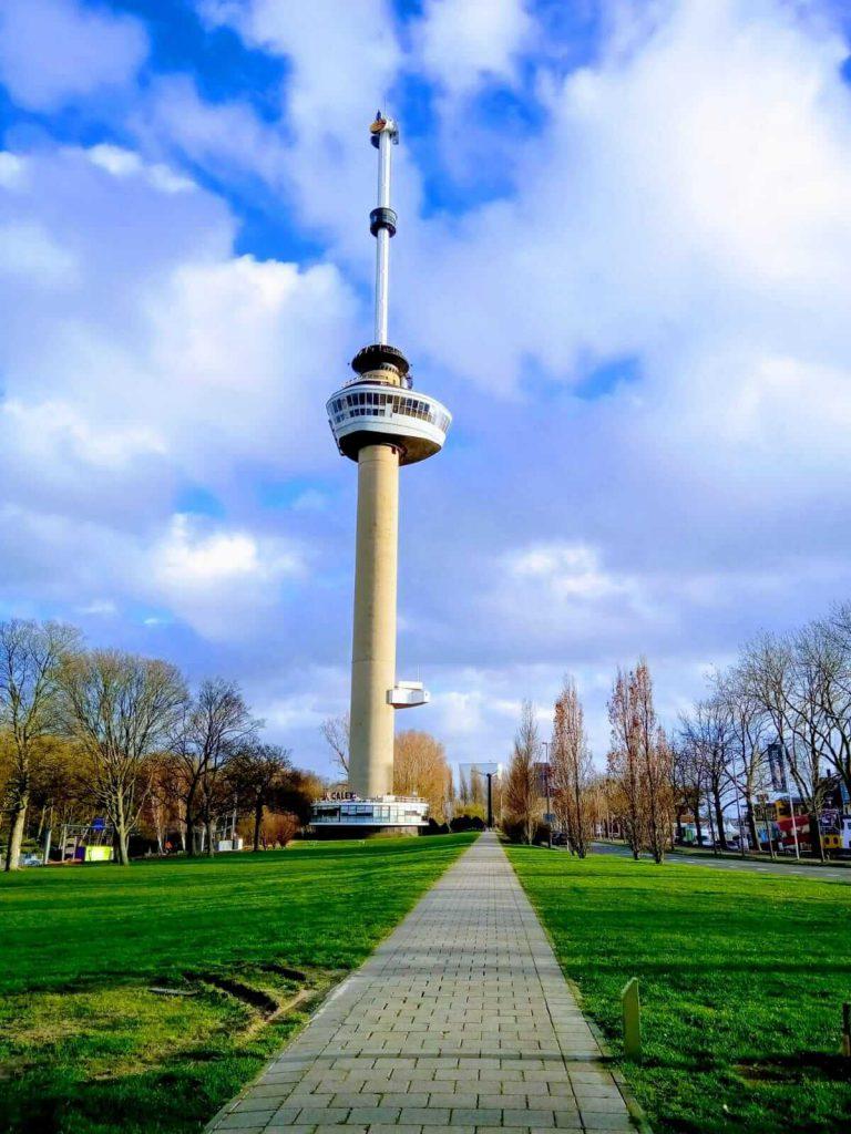 יום ברוטרדם - מגדל היורומאסט