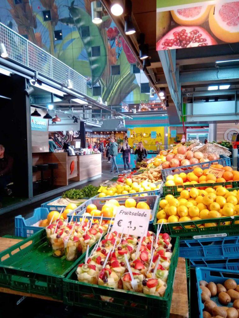 יום ברוטרדם - השוק העירוני