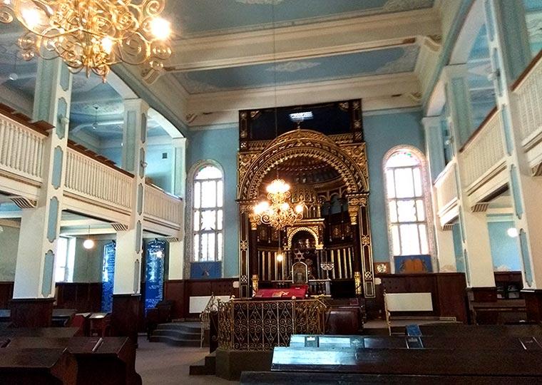בית הכנסת הכוראלי קובנה