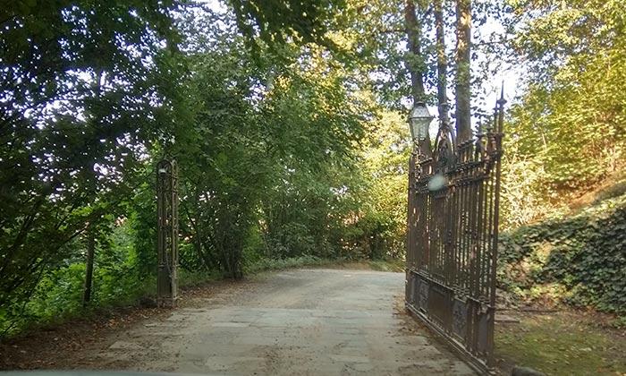 השער לטירה