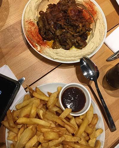 מסעדת זעליג קראקוב
