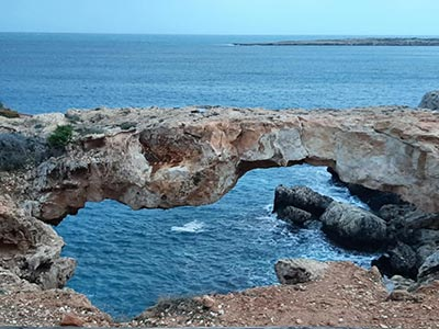 הלגונה הכחולה קפריסין