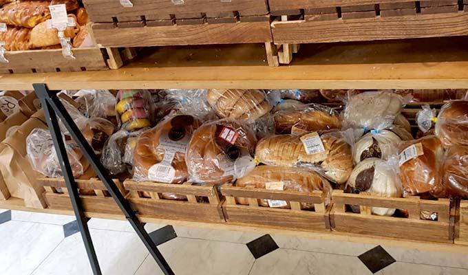 לחם כשר במרכז לונדון
