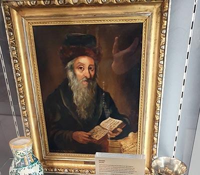 """תמונת ה""""חתם סופר"""" במוזיאון היהודי בוינה"""