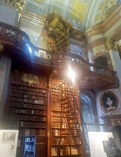 הספרייה הלאומית האוסטרית