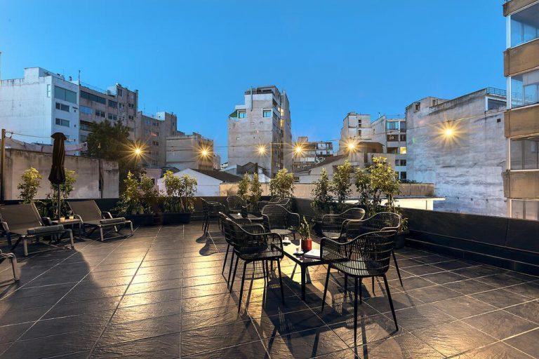 מלון Nin&Bau באתונה