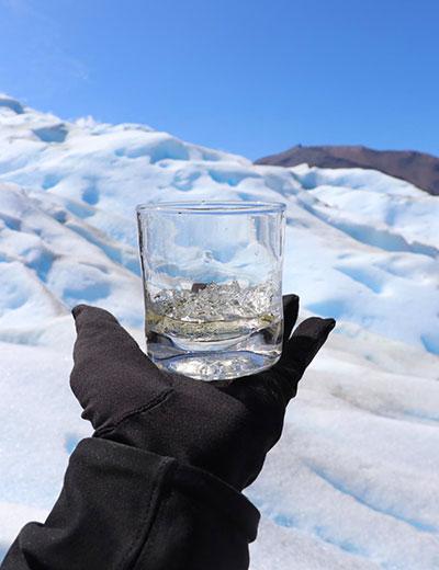 ויסקי על הקרח