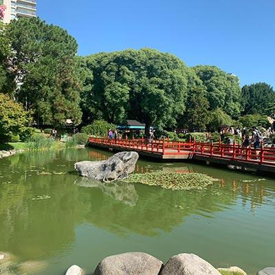 הגן היפני, בואנוס איירס