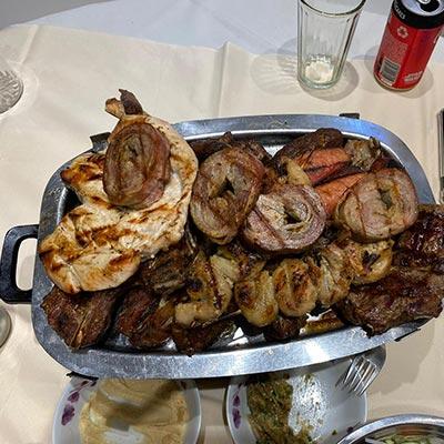 מסעדת אל גלופה הכשרה בבואנוס איירס