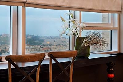 מלונות לשבת בירושלים
