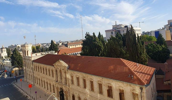 חצר סרגיי ירושלים