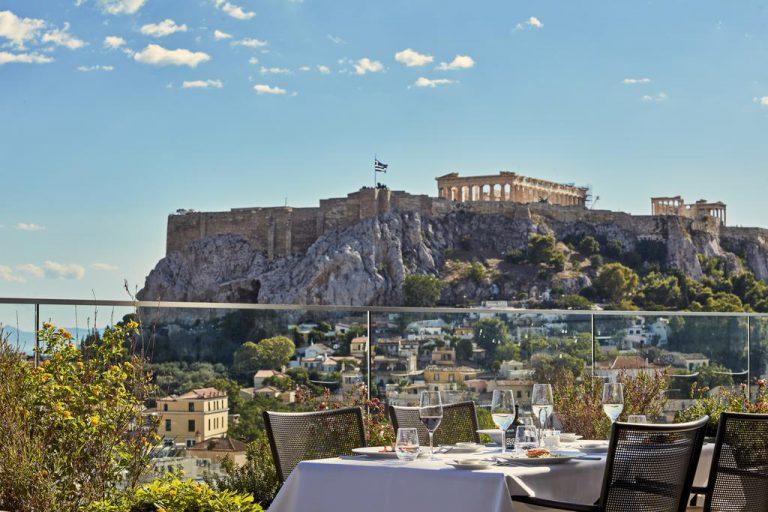 מלון Electra Metropolis באתונה
