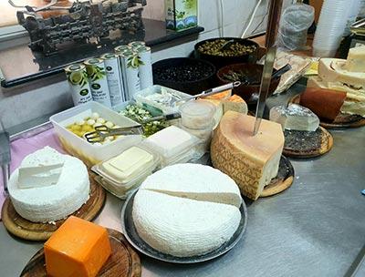 גבינות קדוש בצפת