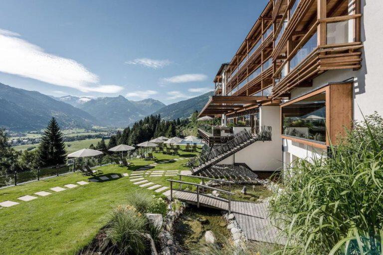 מלון ספא באוסטריה - דאס גולדברג