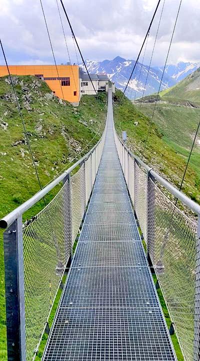 הגשר התלוי בבאד גסטיין