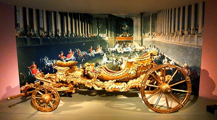 מוזיאון הכרכרות המלכותי