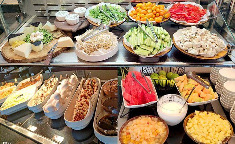 חופשת קיץ בירושלים - ארוחת בוקר במלון אלדן