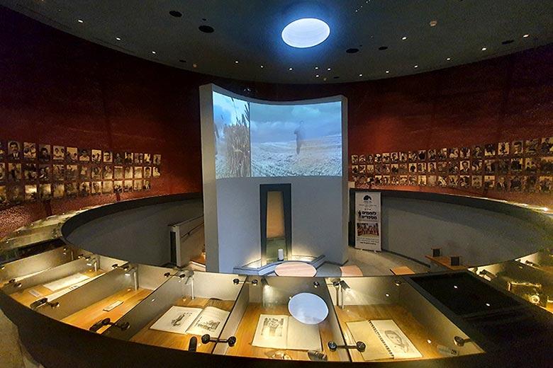 חופשת קיץ בירושלים - מוזיאון גבעת התחמושת